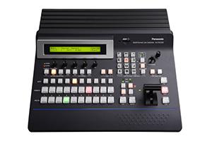 Mélangeur Panasonic AV HS400 SUPERVISION écran géant vidéo 300x200