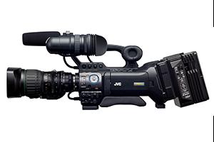 Caméra plateau JVC GY-HM790E SUPERVISION écran géant vidéo 300x200