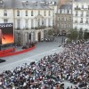Pantalla gigante LED móvil SUPERVISION LM84 Retransmission Enlèvement au Serail – Opera Rennes