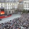 Mobile giant LED screen SUPERVISION LM84 Retransmission Enlèvement au Serail – Opéra Rennes