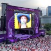 Pantalla gigante LED modular SUPERVISION EURO 2012 Football