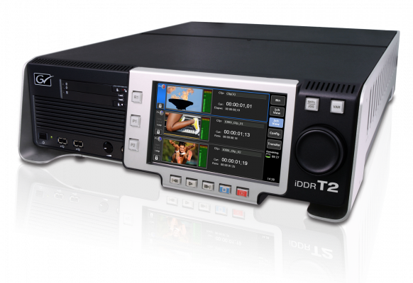 Lector Grass Valley T2 turbo giant video screen Supervision