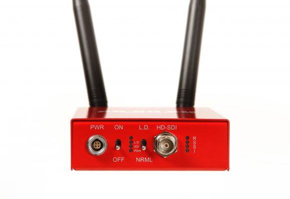 Système transmission hf écran géant vidéo SUPERVISION ABonAir