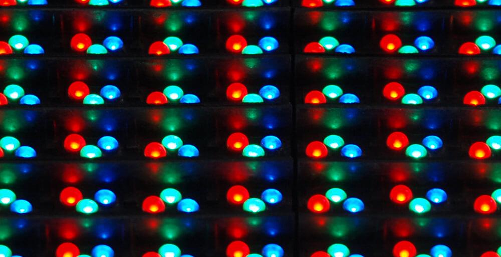 LED RGB SUPERVISION