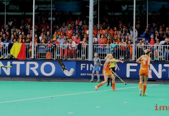 Banner contour publicitaire Supervision Hockey Belgique