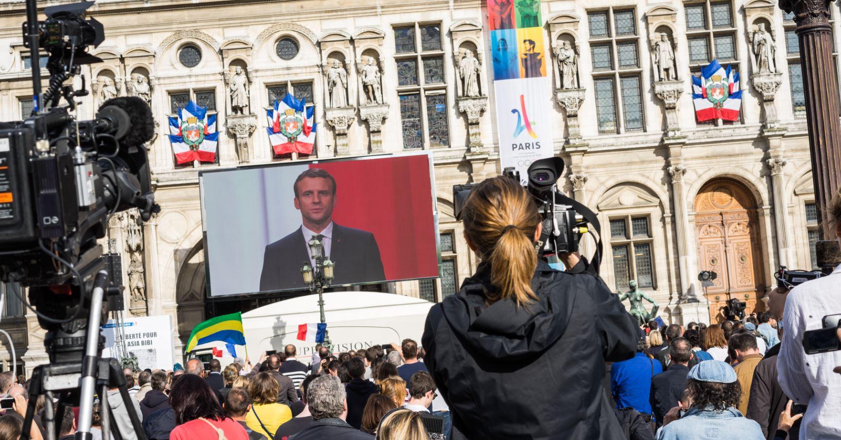 Discours Emmanuel Macron H Ef Bf Bdtel De Ville