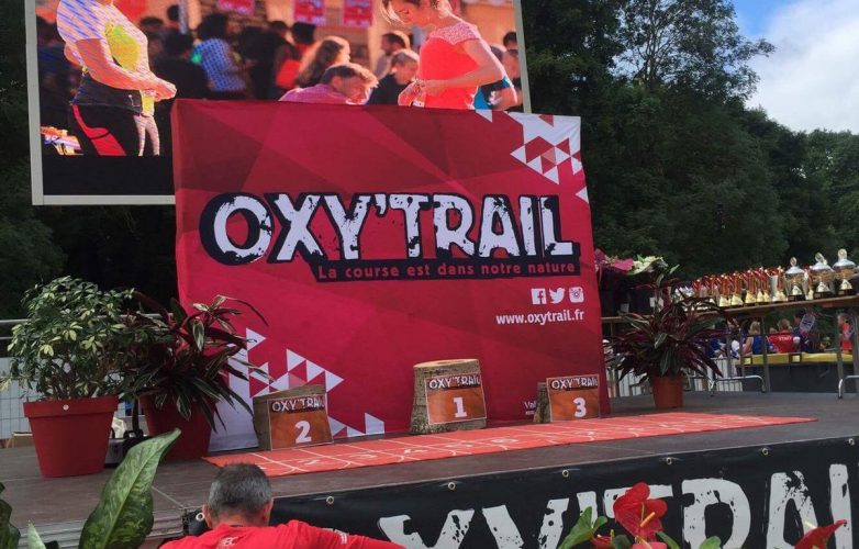 Giant LED screen Supervision LM17 Oxytrail 2017