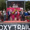Ecran géant Supervision LM17 OxyTrail podium