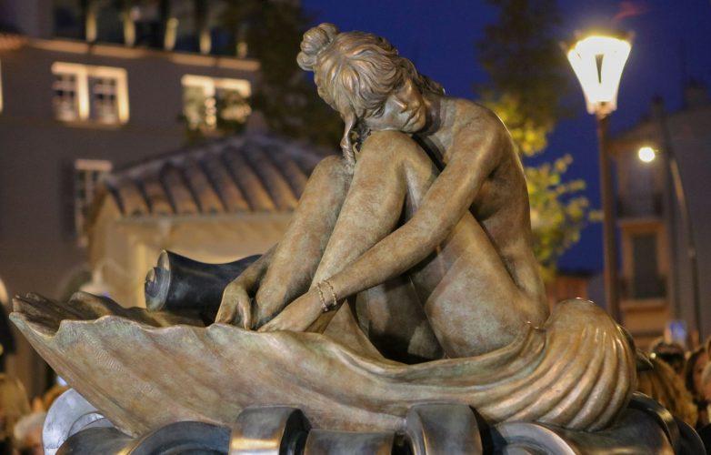 Statue Brigitte Bardot St Tropez