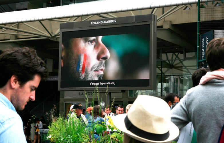 LED large video screen Supervision Roland Garros M5.8-3-en