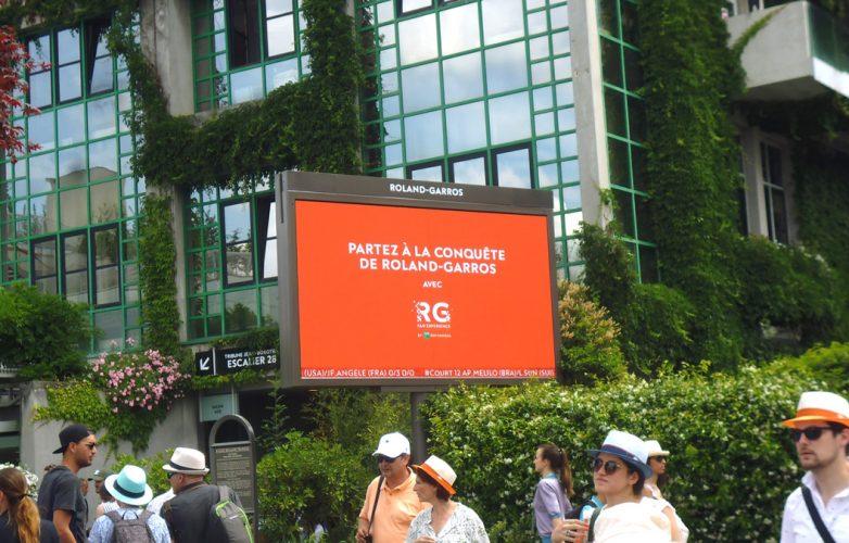 LED large video screen Supervision Roland Garros M5.8-4-en