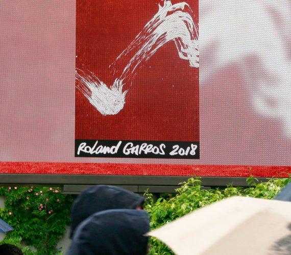 ecran geant LED M5.8 Supervision Roland Garros