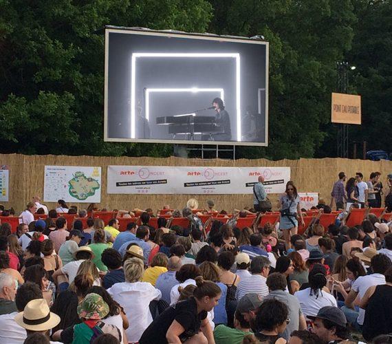 pantalla gigante video LED Supervision LM17 We Love Green