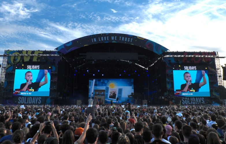 LED-large-video-screen-Supervision-Solidays