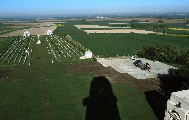 Supervision-Live-Trakway-Commemoration-11-Novembre-Villers-Bretonneux